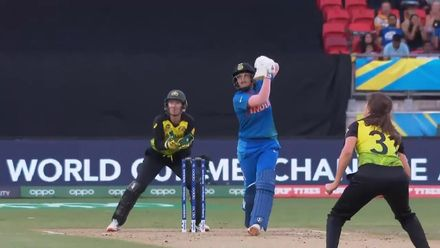 WT20WC: Nissan POTD - Shafali Verma goes big