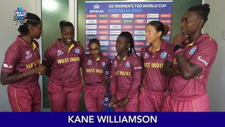 WT20WC: Categories – West Indies take the challenge