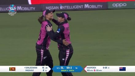 WT20WC: NZ v SL - New Zealand continue their fightback