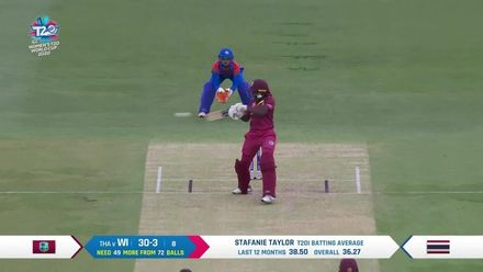 WT20WC: WI v Tha - West Indies win opening match