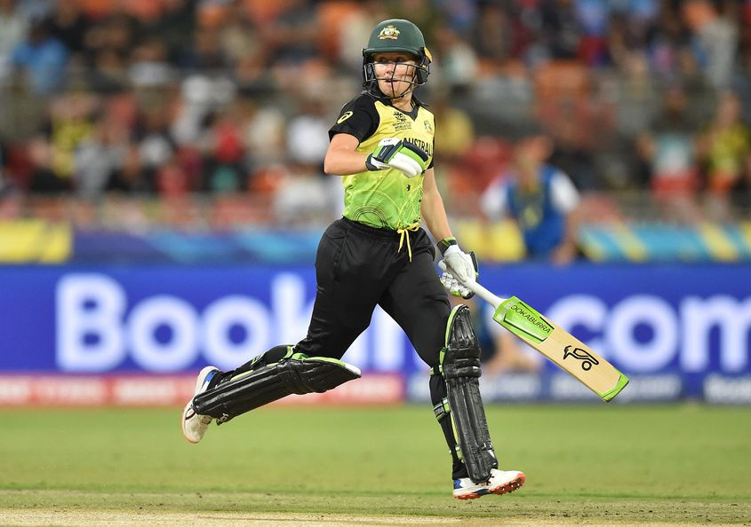 Alyssa Healy top-scored in Australia's opening fixture with 51, though it wasn't enough to prevent defeat