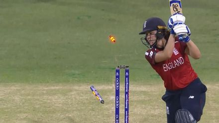 WT20WC: Best wickets with Booking.com – Day 3