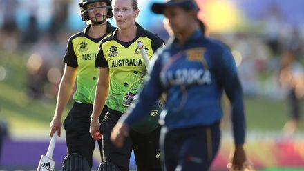 WT20WC: Aus v SL - Highlights of an exciting Australia run chase