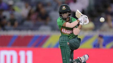 24 February - Perth - 6th Match, Group A, Bangladesh v India