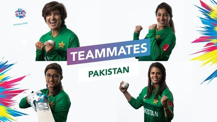 WT20WC: Teammates – Pakistan dish the dirt