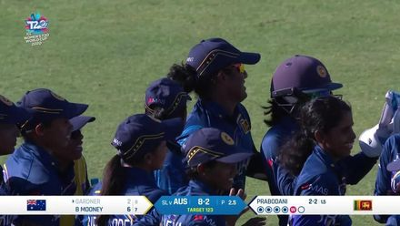 WT20WC: Aus v SL - Sri Lanka's dream start gets better!