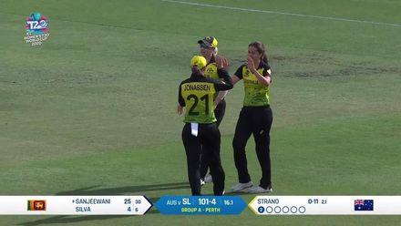 WT20WC: Aus v SL - Australia assert their dominance