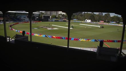 WT20WC: Melbourne's Junction Oval, nestled in the heart of a sporting city