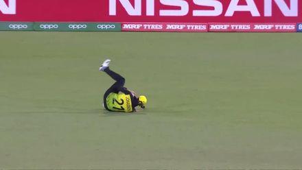 WT20WC: Nissan POTD - Jonassen's fine catch