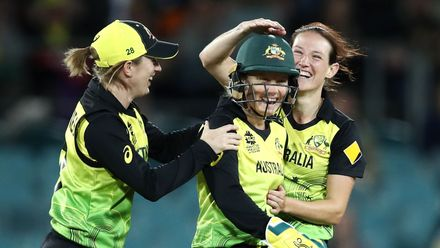 WT20WC: Aus v Ban – Big win for Australia