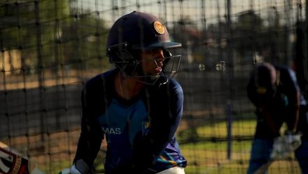 WT20WC: Focus high at Sri Lanka training