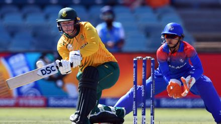WT20WC: SA v Tha – Emphatic win for South Africa