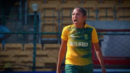 WT20WC: Shabnim Ismail – the South African pace sensation