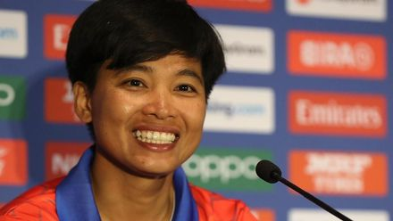 WT20WC: Nattaya Boochatham - Thailand's yoga-loving, always calm vice-captain