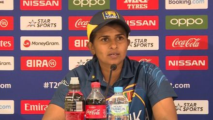 WT20WC: Ind v SL – Siriwardena ready for Verma challenge