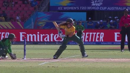 WT20WC: OPPO Clear in Every Shot - Wolvaardt smashes boundaries