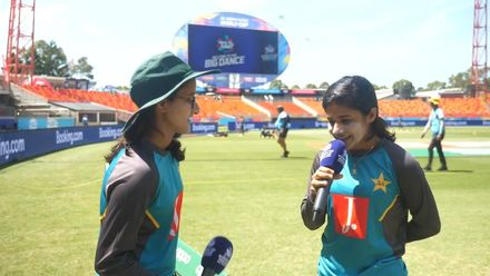 WT20WC: Javeria Khan on her 100th T20I