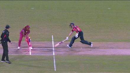 WT20WC: Nissan POTD - Selman's direct hit