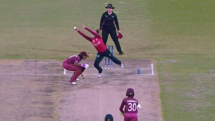 WT20WC: Nissan POTD - Villiers' caught and bowled