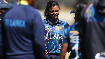 WT20WC: SL v Ban - Siriwardena finishes her international career in style!