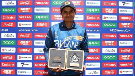 WT20WC: Shashikala Siriwardena bids farewell to Sri Lankan cricket