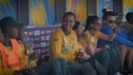 WT20WC: Chloe Tryon, South Africa's 'little giant'