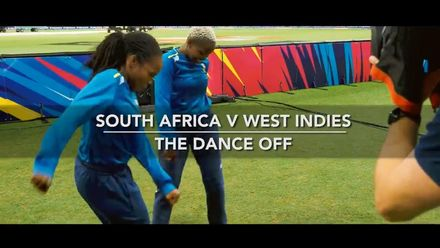 WT20WC: West Indies v South Africa dance-off