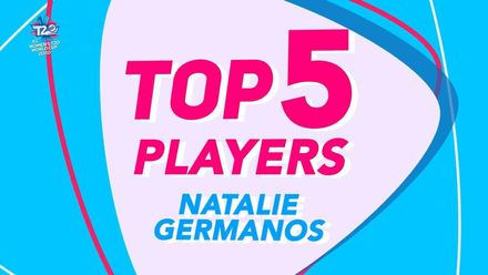WT20WC: Natalie Germanos picks her top 5 players of the group stage