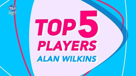 WT20WC: Alan Wilkins picks his top 5 players of the group stage