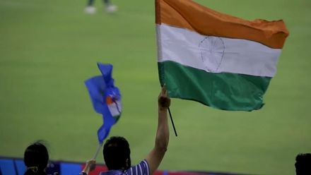 WT20WC: Young, hungry India show character