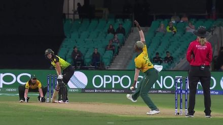 WT20WC: SA v Aus SF2 - Healy dropped  by Chetty on 18