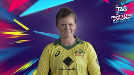 WT20WC: MCG excites Jess Jonassen