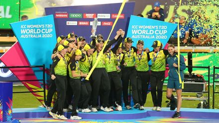 08 March - Melbourne - Final - Australia v India