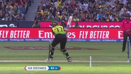 WT20WC: Nissan POTD – Healy's monster hit