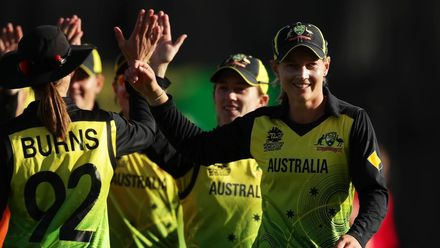 WT20WC: Australia's road to the final