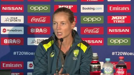 WT20WC: Ind v Aus final - Meg Lanning ready for biggest game