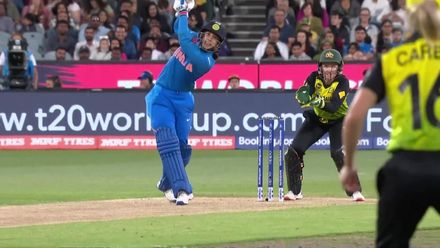 WT20WC: Ind v Aus final – Molineux gets Mandhana for 11