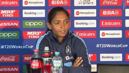 WT20WC: Ind v Aus final - Harmanpreet speaks