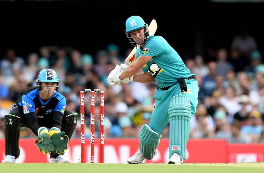 AB de Villiers was in fine form at the Mzansi Super League and later in the BBL 2019/20