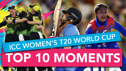 WT20WC: Top 10 moments