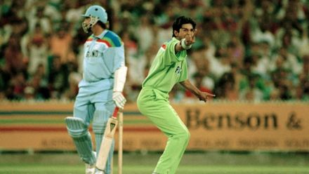 ICC Men's Cricket World Cup 1992 Classic - Wasim Akram