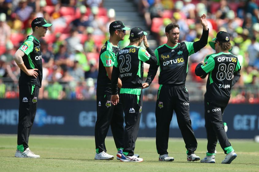 Maxwell feels captaincy of Melbourne Stars served as a 'distraction' from his own batting