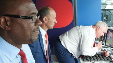 An important message from Ian Bishop, Nasser Hussain and Ian Smith