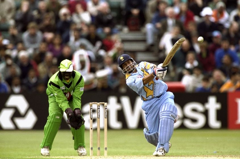 Tendulkar displayed remarkable strokeplay and focus against Kenya despite undergoing a personal tragedy