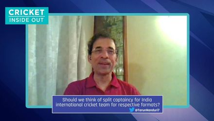 Cricket Inside Out: Harsha Bhogle on split India captaincy