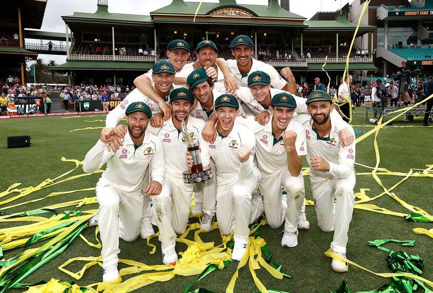 Australia men's Test team