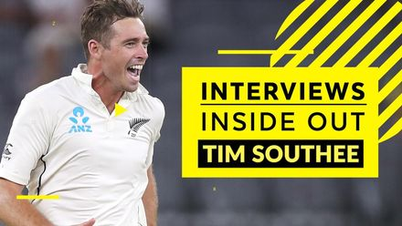 Simon Doull interviews Tim Southee | Interviews Inside Out