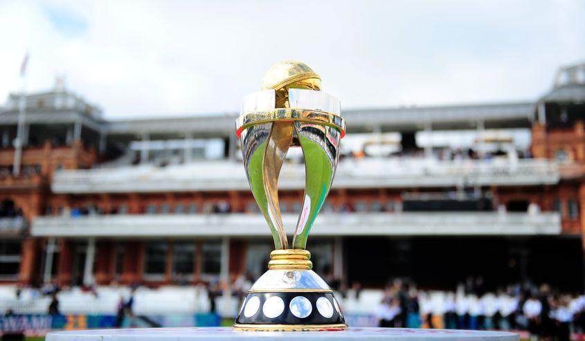 Women's Cricket World Cup trophy