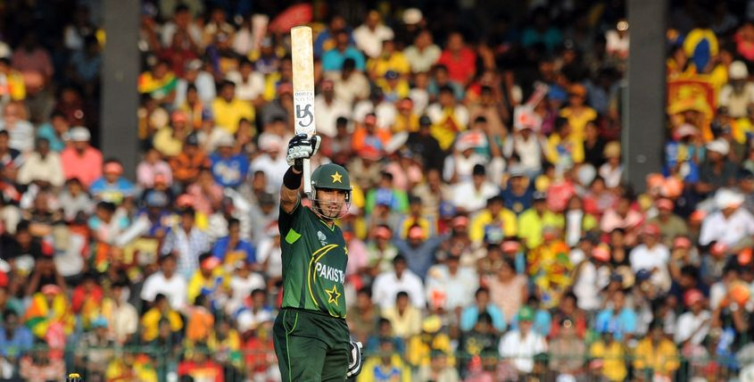 Misbah's 83* in the CWC 2011 was his third-highest score in ODIs