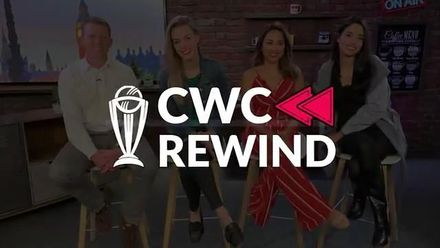 CWC19 Rewind with the Insiders